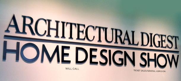 Architectural Digest Home Design Show 2013 lighting furniture design decoration - Best Design Events