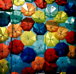 5-new-floating-colorful-umbrellas-in-agueda-by-ivo-tavares-studio 5 new floating colorful umbrellas in agueda by ivo tavares studio 300x291