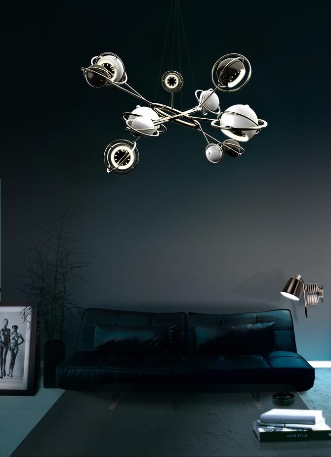 TOP 10 lighting exhibitors at 100% design london 2013