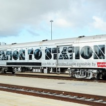 Doug Aitken's Station to Station project: a Mobile Art Showcase
