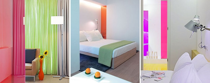 Chic but Cheap Hotels around the World