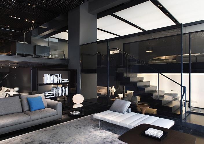 Interior design news minotti has partnership with for Top new york interior designers