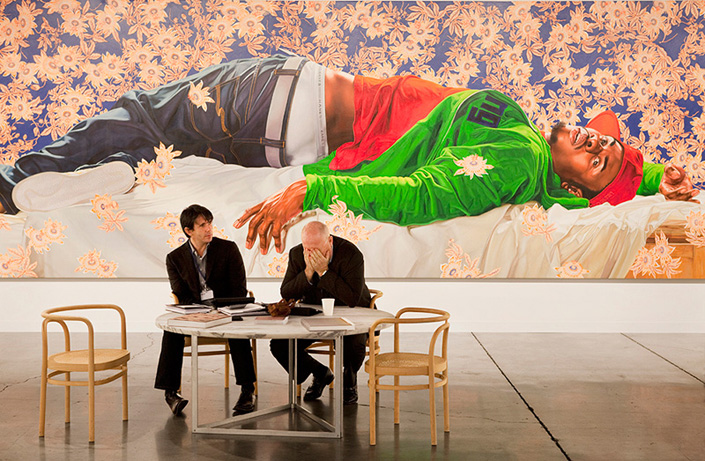 ART BASEL Miami Beach 2013 andy freeberg sean kelly art basel miami artist kehinde wiley