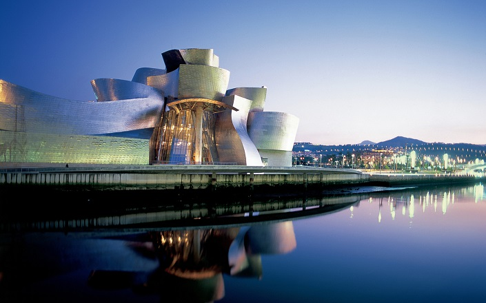 iconic buildings The 20 Most Famous and Iconic Buildings You Have to See Before you Die 20 most famous and iconic buildings to see before you die 17 guggenheim museum bilbao