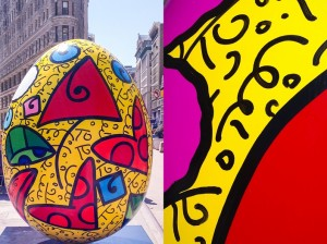 Fabergé The Big Egg Hunt New York 2014  the-faberge-big-egg-hunt-new-york-easter-martin-handford-romero-britto the faberge big egg hunt new york easter martin handford romero britto1 300x224