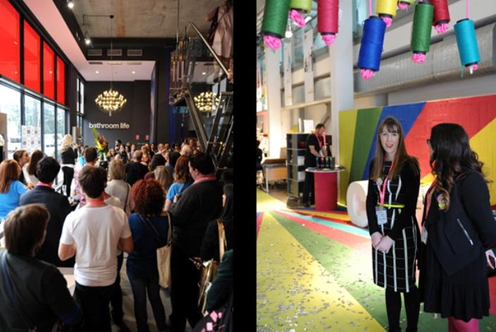 Best_Design_Event_s_in_August- Melbourne_ Indesign-2014-Reece-Bathroom-Life-Showroom