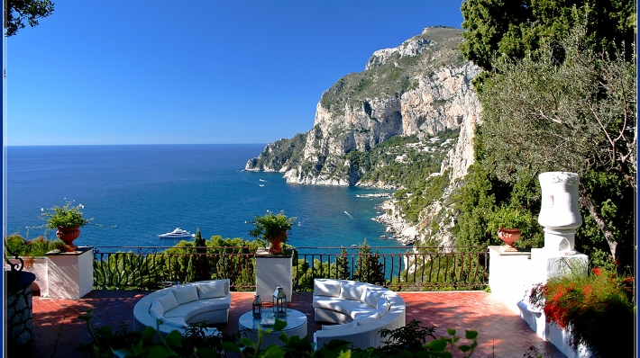 Summer Holidays Hit – Charming Carpi, Italy  Capri Villa San Michele3