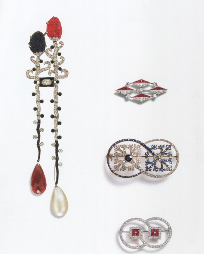 Exhibition-Cartier- in-the-20th- Century-Timeless- Design--Selection-Jewellery-Cartier-1904-1914