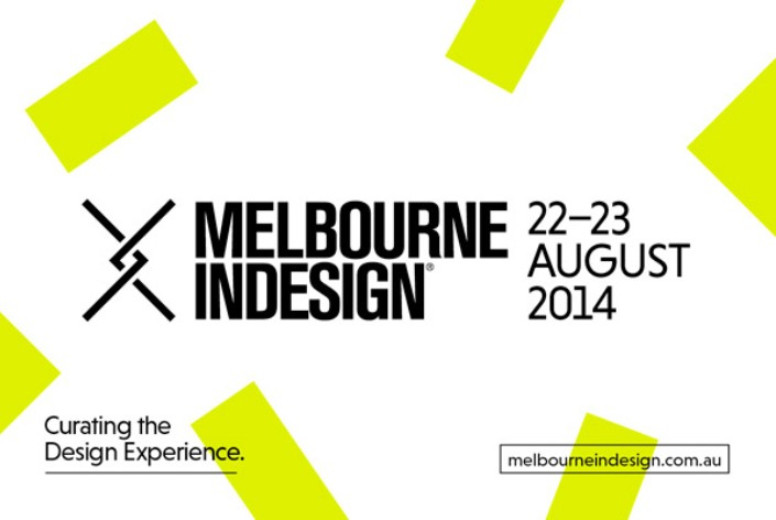 Best Design Events in August: Melbourne Indesign 2014 Melbourne Indesign 2014