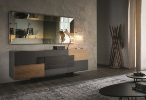 Must-See-Luxury- Sideboards- Selection- 2014-Contemporary-sideboard-design-in-matt-graphite-varnished-frame Must See Luxury Sideboards Selection 2014 Contemporary sideboard design in matt graphite varnished frame 300x205