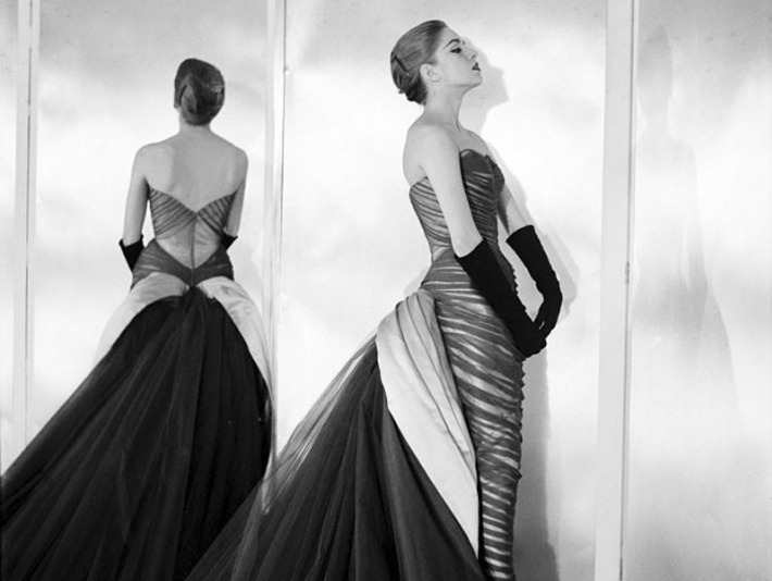 Outstanding- Houte-couture- Fashion-Exhibition-at-The Metropolitan-New-York-Charles-James-Butterfly-Gown-1954  Outstanding Houte-couture Fashion Exhibition at The Metropolitan, New York Outstanding Houte couture Fashion Exhibition at The Metropolitan New York Charles James Butterfly Gown 1954