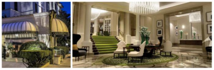 Alcovandi Hotel  Best Design Destination: Rome Aldrovandi Villa Borghese3