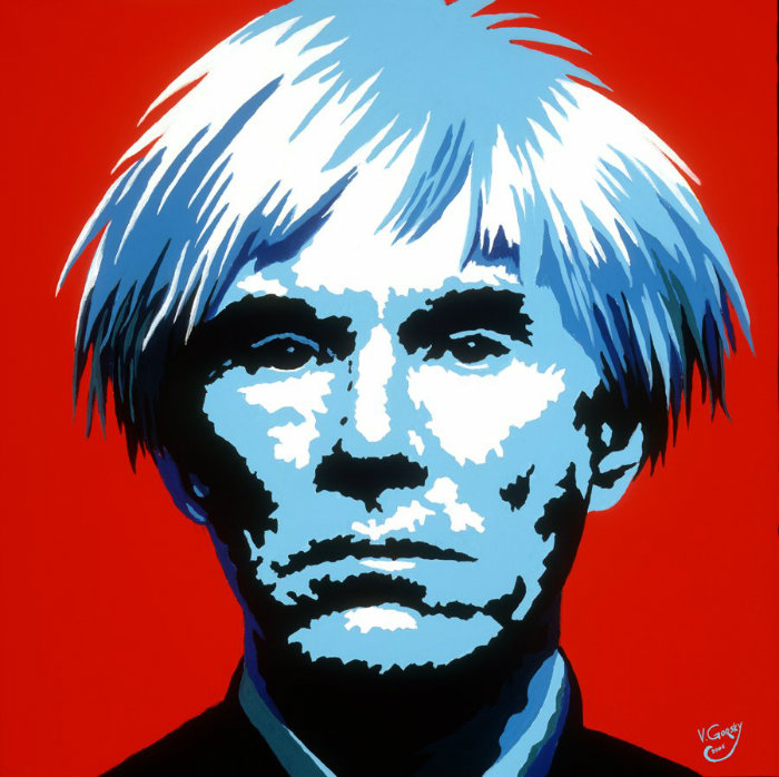 Andy Warhol pop portrait  5+ moments that shaped the world of design events Andy Warhol