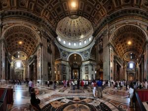 Best Design Destination: Rome Basilica di San Pietro 300x225
