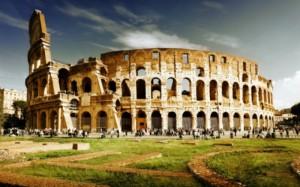 Best Design Destination: Rome Colosseum 300x187