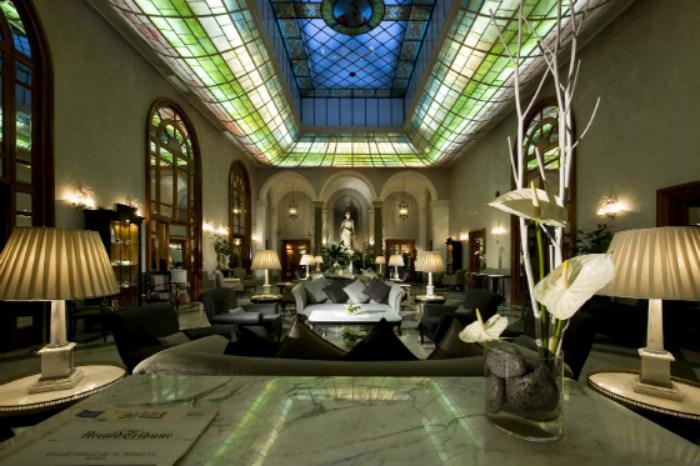 Gran Hotel de la Minerve  Best Design Destination: Rome Gran Hotel de la Minerve