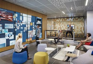 Best 2015 Design Events: NEOCON! Haworth took home the top prize at the 2013 Best of NeoCon competition for Bluescape 300x206