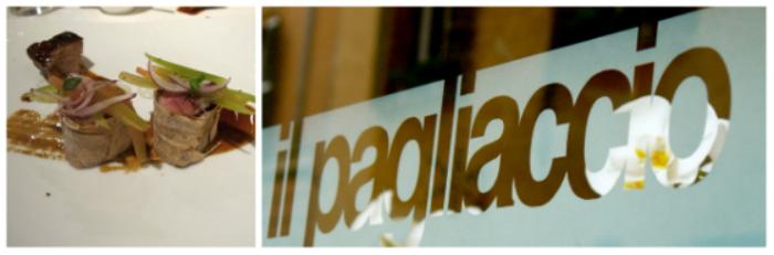 Il Pagliaccio  Best Design Destination: Rome Il Pagliaccio