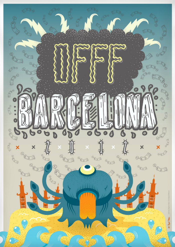 OFFF Barcelona  5+ moments that shaped the world of design events OFFF Barcelona1