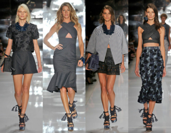 ão Paulo Fashion Week – Spring/Summer 2015