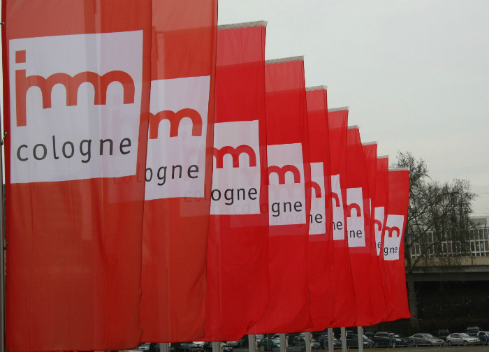IMM Cologne 2015: the first 2015 event