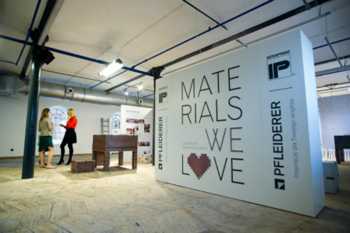 "Lodz Design Festival: ""Materials we love"" – Concept by Zięta & Kuchciński  Lodz Design Festival: ""Materials we love"" – Concept by Zięta & Kuchciński Materials We Love 2 505x336"