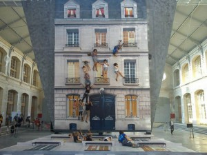 LEANDRO ERLICH'S BÂTIMENT  LEANDRO ERLICH'S BÂTIMENT The top 10 art installations you must see Art Basel Basel Shows 9 300x225