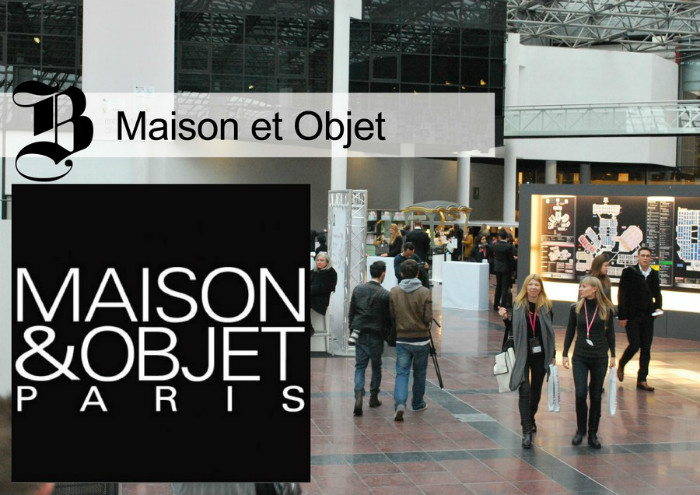 Maison & Objet: the next big event to attend maison objet paris design