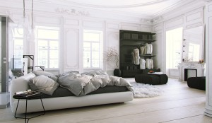 18 TOP INTERIOR DESIGN TRENDS PAST YEAR  18 TOP INTERIOR DESIGN TRENDS PAST YEAR parisian soft black and white1 300x174