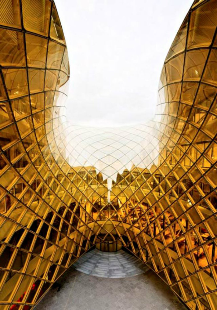 Best commercial design projects: shopping centre in Sweden   Euphoria: a swedish project that will blow you away top commercial project Emporia shopping centre in Malmo by Wingardhs 3