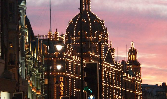 Christmas is awesome at Harrods! 7a73de0c4683bdcf85cf0ef06c28ca8f 1