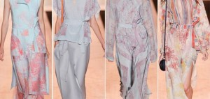 En Plein Air or the colors for Spring 2015  En Plein Air or the colors for Spring 2015 BCBG Max Azria spring summer 2015 collection New York Fashion Week4 630x300 300x142