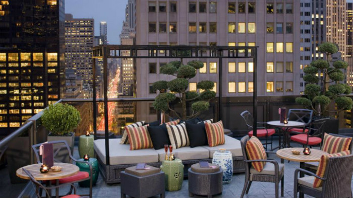 Best rooftop bars in NYC  Top 5 best rooftop bars in NYC Best rooftop bars in NYC Salon de Ning