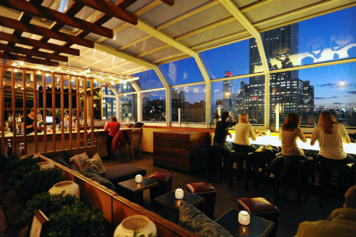 Best rooftop bars in NYC  Top 5 best rooftop bars in NYC Best rooftop bars in NYC Top of the Strand