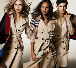 Burberry art of the trench  Burberry art of the trench Burberry Art of the Trench 5 300x268