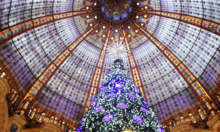 Discovering the city of light by Christmas