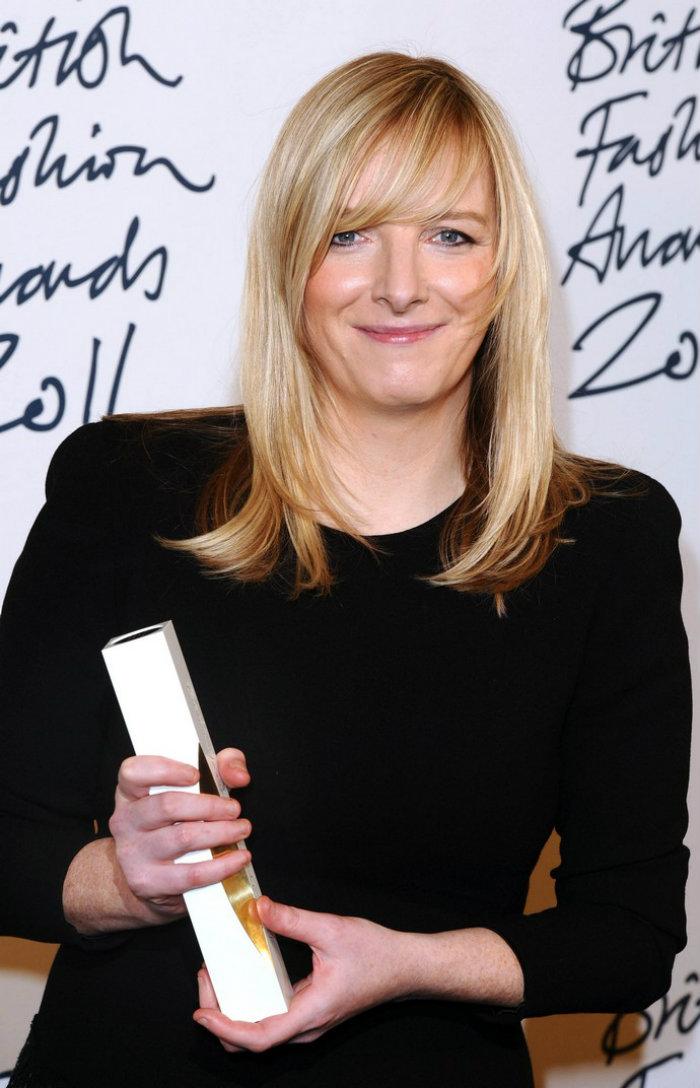 The Winners of British Fashion Awards 2014