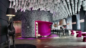 TOP 10 OF THE WILDEST HOTELS FROM AROUND THE WORLD  TOP 10 OF THE WILDEST HOTELS FROM AROUND THE WORLD Top 10 of the Wildest Hotels from Around the World Barcelo Raval 300x168