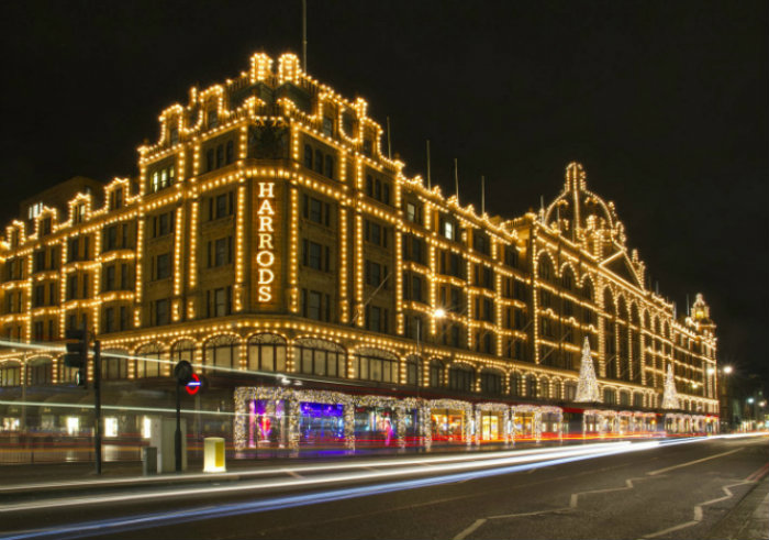 CHRISTMAS IN HARRODS…A WAY OF LIVING