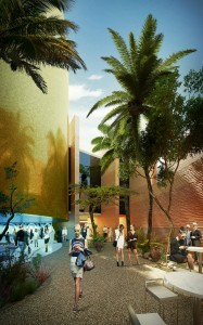 MILAN EXPO 2015: FOSTER AND PARTNERS DESIGNS UAE PAVILLION