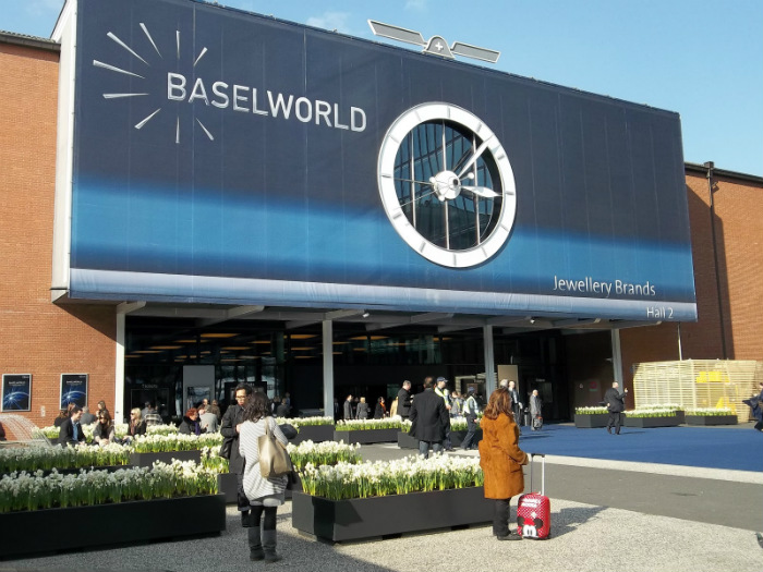 Best Design Events presents you BaselWorld 2015