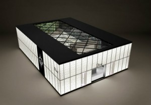 IMPOSING DESIGN STANDS AT BASELWORLD  IMPOSING DESIGN STANDS AT BASELWORLD Dior BaselWorld1 300x208