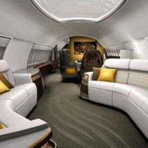 The most amazing private jets interiors in the world