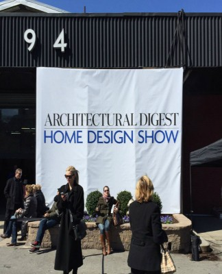 Architectural Digest Home Design Show quick review