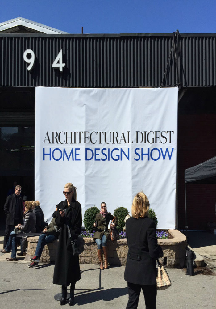 Architectural Digest Home Design Show quick review ADHDS2015 Faves 0