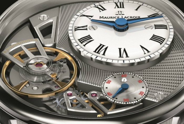 BASELWORLD NOVELTIES – MAURICE LACROIX 2015 COLLECTION  Meet the amazing BASELWORLD NOVELTIES: MAURICE LACROIX 2015 COLLECTION Maurice Lacroix Masterpiece Gravity Silicon Assortment closeup 620x418