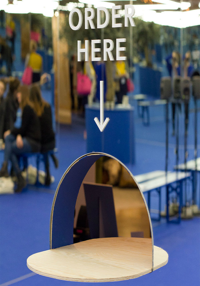 Greenhouse Stockholm furniture fair 2015