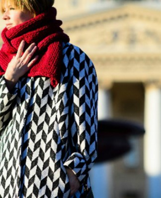 Street style inspirations for Mercedes-Benz Fashion Week Russia