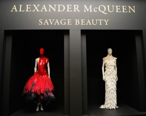 Alexander McQueen Savage Beauty at the V&A 113461765 300x239