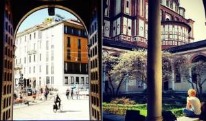 What to see at Zona Santa Ambrogio, New Cultural District of Milan Design Week